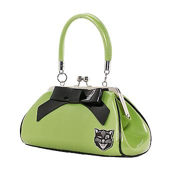 Sourpuss Jinx Floozy Green Handbag