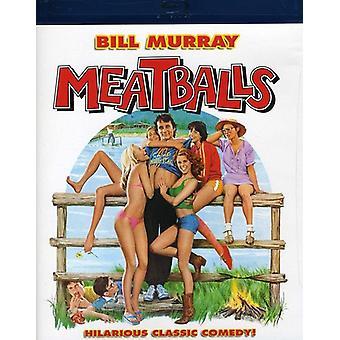 Meatballs [BLU-RAY] USA import