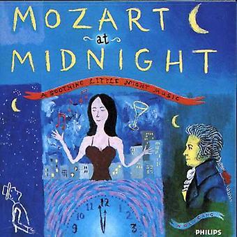 W.a. Mozart - Mozart at Midnight [CD] USA import
