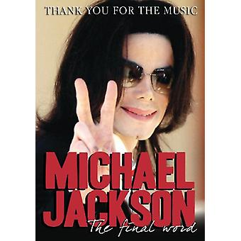 Michael Jackson - Thank You for the Music: The Final Word [DVD] USA import