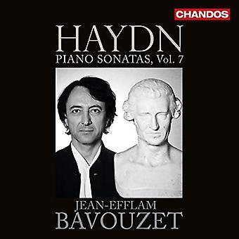 Haydn / Bavouzet - Piano Sonatas 7 [CD] USA import