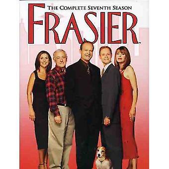 Frasier - Frasier: Sæson 7 [DVD] USA importerer