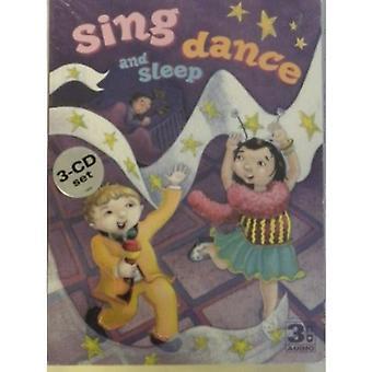 Sing Dance & Sleep - Sing Dance & Sleep [CD] USA import