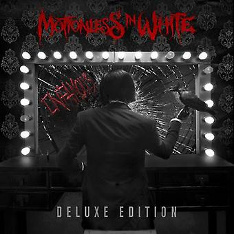 Motionless in White - Infamous-Deluxe Edition [CD] USA import
