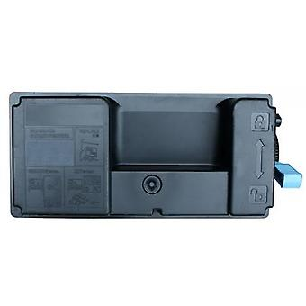 RudyTwos Replacement for Kyocera TK-3160 Toner Cartridge Black Compatible with ECOSYS P3045dn, P3050dn, P3055dn, P3060dn