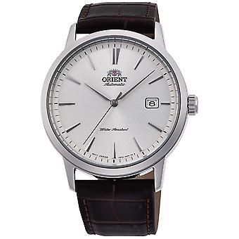 Orient Contemporary Watch RA-AC0F07S10B - Leather Gents Automatic Analogue