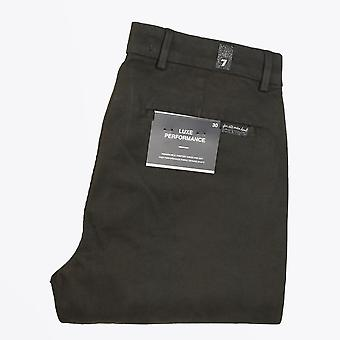 7 For All Mankind - Slimmy Luxe Performance Chinos - Groen