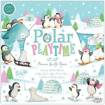 Craft Consortium Polar Playtime 12x12 Tommer Papir pad
