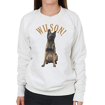 Friday Night Dinner Wilson Women's Sweatshirt