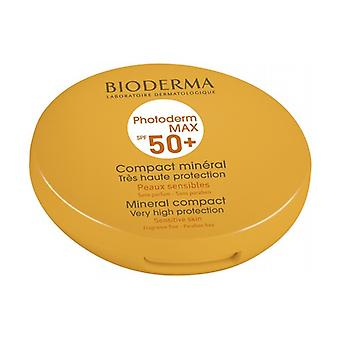 Photoderm Max SPF 50+ Light Mineral Compact 10 g of powder of 10g