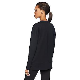 Merk - Core 10 Women's Motion Tech Fleece Relaxed Fit Long Sleeve Cr...