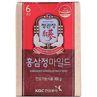 Cheong Kwan Jang, Korean Red Ginseng Extract Mild, 3.5 oz (100 g)