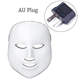 7 Colors Led Facial Mask  Photon Therapy Face Mask Skin Care - Rejuvenation Acne Mask