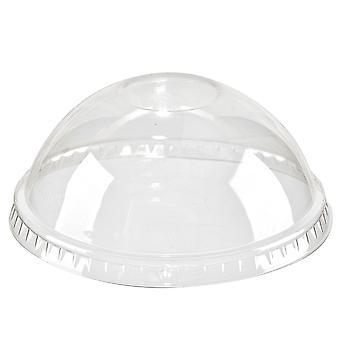 Van der Windt PET Dome Lids no Hole 12oz