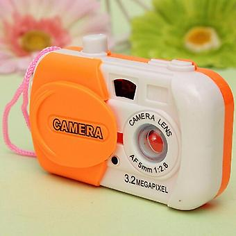 Children Photo Educational Toys Baby Learning Study Camera Educational Toys 8.6*5.9*2.5cm