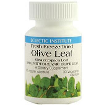 Eclectic Institute Inc Olive Leaf, 90 Caps