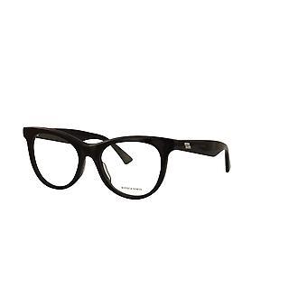 Bottega Veneta BV1064O 001 Mustat lasit