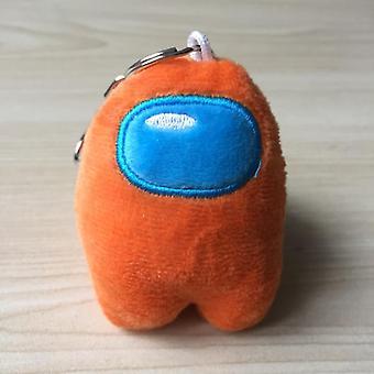 Anime Game, Among Us Plush Stuffed Key Chain