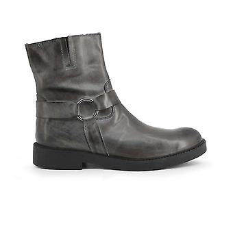 Guido bassi 2824 crust-men's leather ankle boots