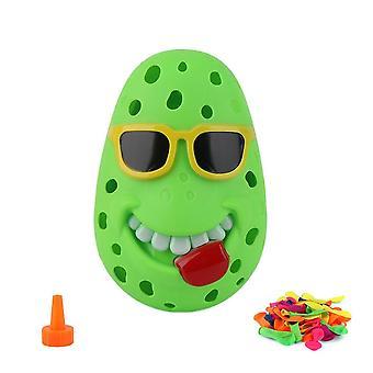 Splash Water Balloon, Funny Prank Timing Game Joke Gag Toy -desktop Props