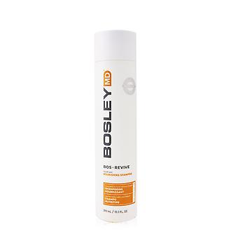 Bosley md bos elvyttää väri turvallinen ravitseva shampoo 255802 300ml / 10.1oz