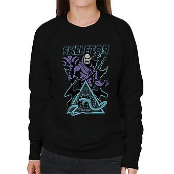 Masters Of The Universe Skeletor Snake Mountain Women's Sweatshirt