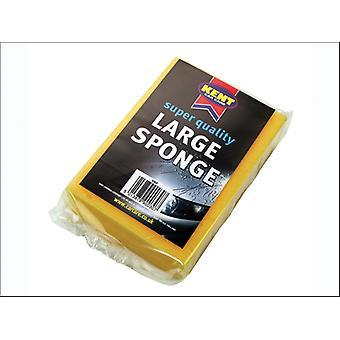 Kent Chamois Large Car Sponge V003