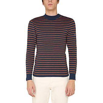 Saint James 0300d Men's Multicolor Wool Sweater