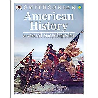 Amerikansk historie: En visuel encyklopædi (Enciclopedia Visual)