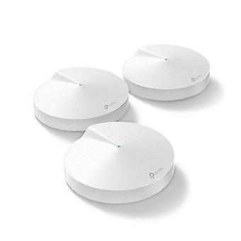 Tp-link deco m5 koko kotiverkko wi-fi-järjestelmä, jopa 5500 neliömetrin kattavuus, yhteensopiva Amazon Echon kanssa