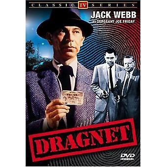 Dragnet [DVD] USA import
