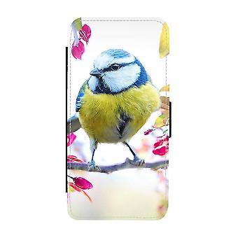 Custodia per portafoglio Bird Blue iPhone 12 / iPhone 12 Pro