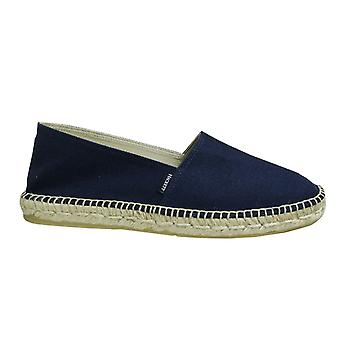 Hackett London Navy Slip On Deck Mens Espadrilles Shoes HMS20795 595