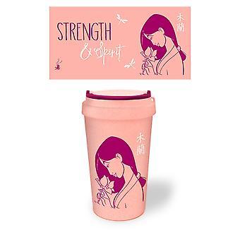 Mulan Strength & Spirit Travel Mug