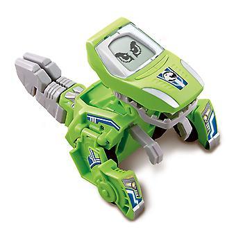 Vtech switch & go dino's: lex de t-rex, groen