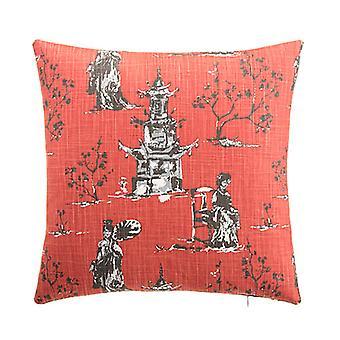 "Imperial Decorative Square Pillow 18"" X 18"", Shanghia"