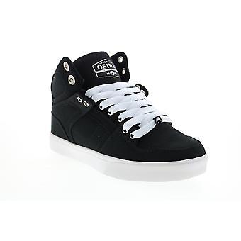 Osiris NYC 83 VLC DCN  Mens Black Skate Inspired Sneakers Shoes