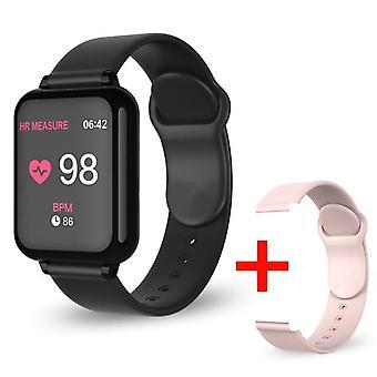 Ceas inteligent, bărbați, femei, pentru ios, telefon Android, ritm cardiac, tensiune arterială,