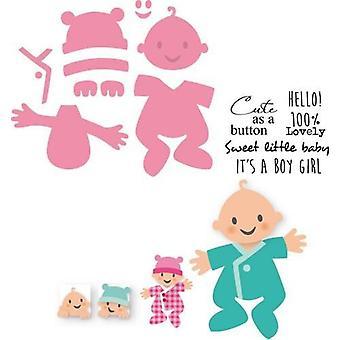 Marianne Design Sammlerstücke Schneiden stirbt - Eline's Baby Col1387