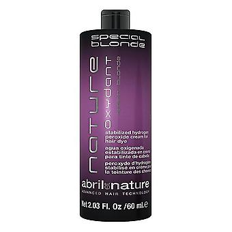 Hår Lotion Abril Et Nature Nature Oxydant Special Blonde Activator Oxygenated Water (60 ml)
