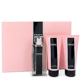Tracy Gift Set By Ellen Tracy 2.5 oz Eau De Parfum Spray + 3.4 oz Body Lotion + 3.4 oz Shower Gel
