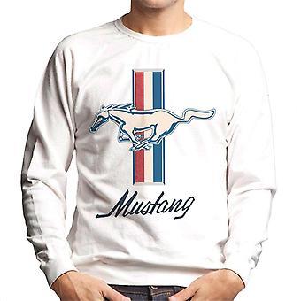 フォード マスタング ホース メン &アポ;s スウェットシャツ