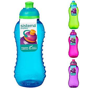 Sistema Twister Drinks Bottle 330ml Pink
