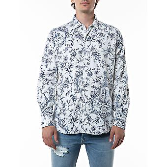 Replay Homme's Shirt Floral
