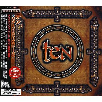 Ti - tilbake til Evermore [DVD] USA import