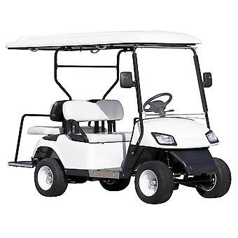 Golfkar vierwielige elektrische auto