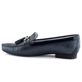 Marc Joseph New York Womens Wall ST. Leather Closed Toe Loafers