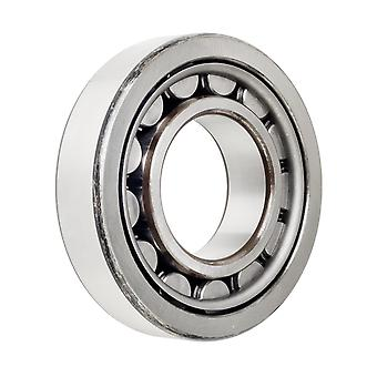 SKF NJ 207 ECJ/C3 Cylindrical Roller Bearing Single Row 35x72x17mm