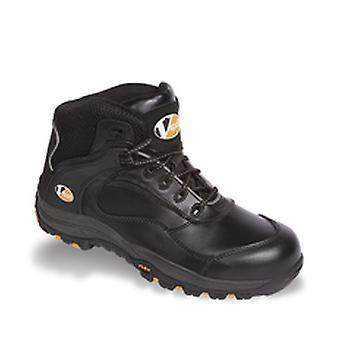 V12 VS640 Smash Black Hiker Boot EN20345:2011-S1P Size 6