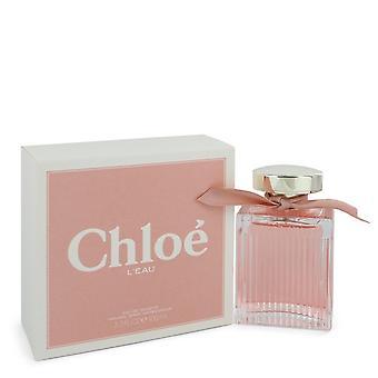 Chloe L'eau-tekijä Chloe Eau De Toilette Spray 3,3 oz